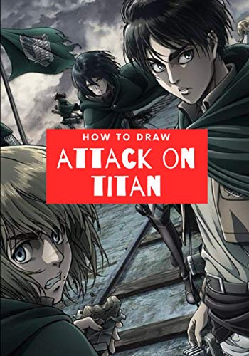 attack on titan drawing book - 3