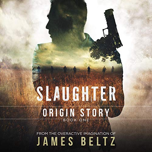 Slaughter: Origin Story cover art