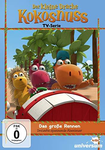 Die TV-Serie, Vol.13: Das große Rennen