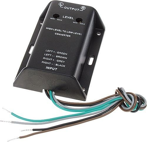 High-Low Adapter NE9 2-Kanal