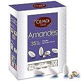 Cémoi Boite Dragées Blanches Amande 35% 850 g
