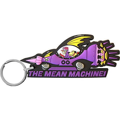 Wacky Races The Mean Machine Keyring Gift