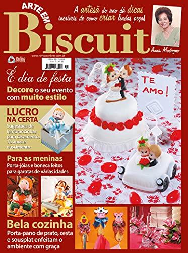 Arte em Biscuit: Edição 48