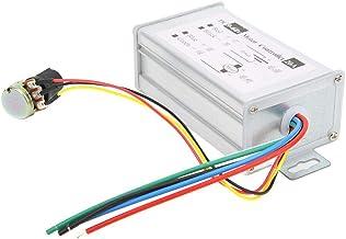 Motor Speed Controller, Motor Governor, 25Khz Potentiometer Control Flowing Adjustment Practical for Linear Under Load Dc9...