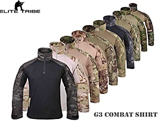 Men Military Airsoft Hunting BDU Shirt Combat Gen3 Tactical Shirt