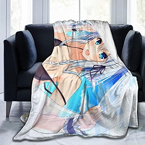 Manta de bikini para cama y sofá para adultos, manta de franela suave y mullida, 150 x 100 cm