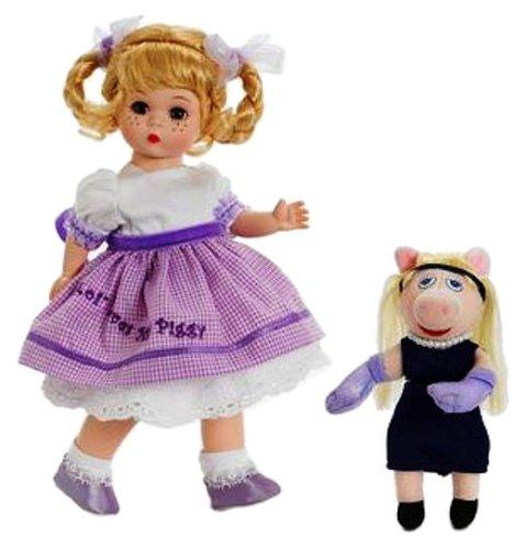 Madame Alexander Dolls Wendy Loves Miss Piggy, 8', Disney Favorites Doll
