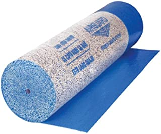 Roberts 70-105-1 AirGuard 630 sq. ft. 40 in. x 189 ft. x 1/8 in. Value Roll Premium 3-in-1 Underlayment Microban