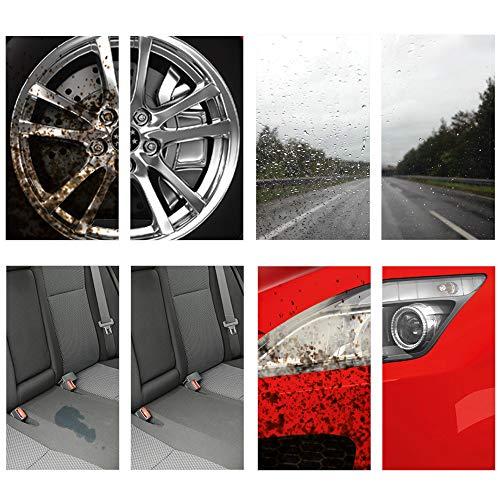 Platinum Fantastic Results 1+1 gratis Autopflegeset inkl. Microfasertuch – Das Original aus der TV Werbung von MediaShop - 2