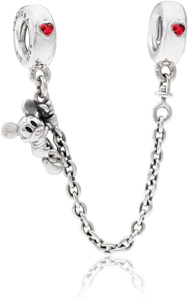 Pandora charm da donna, in argento sterling 925 797173CZR-05