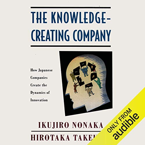 The Knowledge-Creating Company cover art