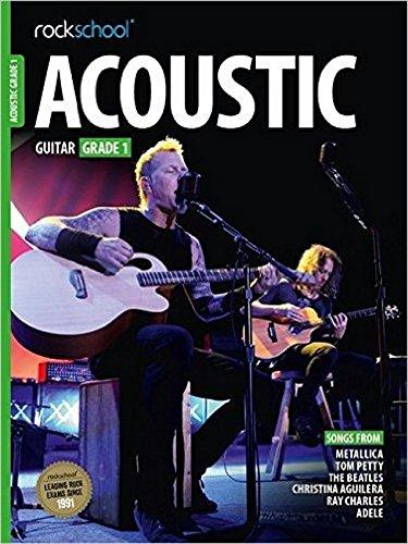 Acoustic Guitar Grade 1 (Rockschool Acoustic Guitar)