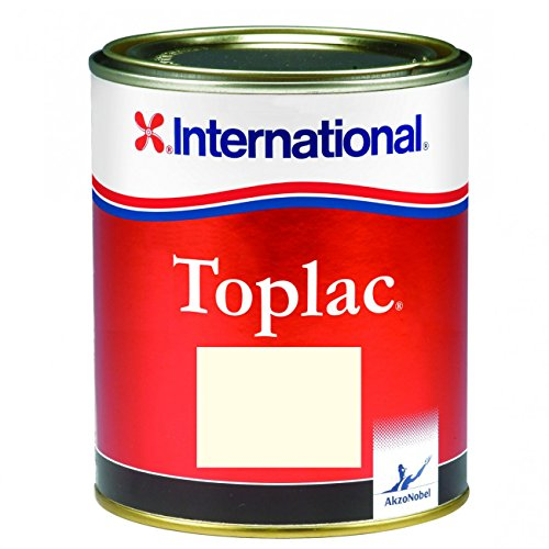 International Toplac Inhalt 2500ml, Farbe. weiß