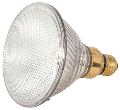15 Pack Satco S2257 70 Watt 1380 Lumens PAR38 Halogen Flood 30 Degrees Dimmable Clear Light Bulb (90 Watt Replacement)