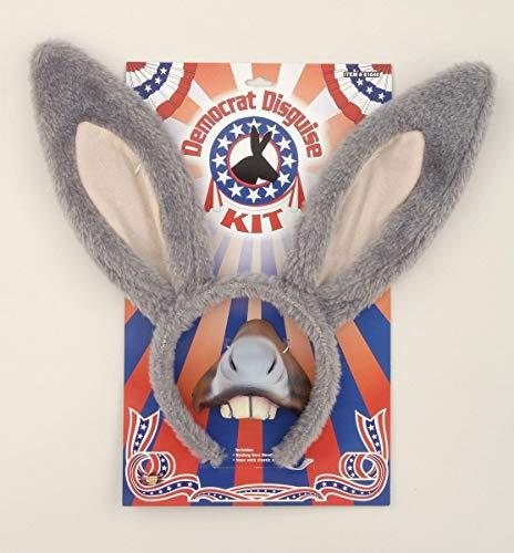 Forum Novelties Democrat Kit Donkey Costume Accessory Set