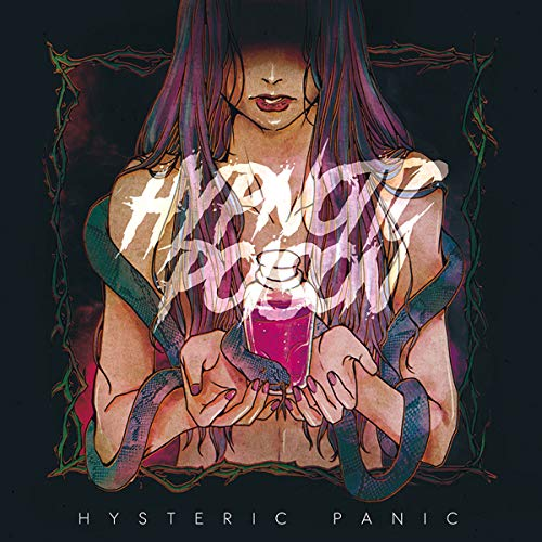 [Album]Hypnotic Poison – ヒステリックパニック[FLAC + MP3]