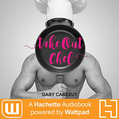 Take Out Chef audiobook cover art