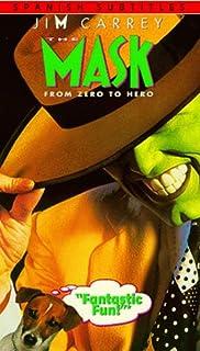 Mask (1994) [VHS]