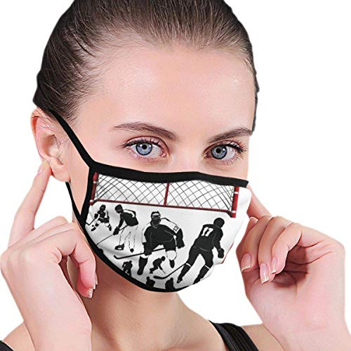 Masken Hockey Bildmaske Kalte Maske Maske Skimaske Wintermaske