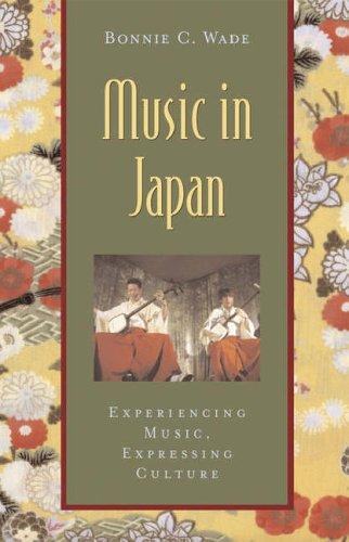 Music in Japan: Book & CD (Global Music Series)