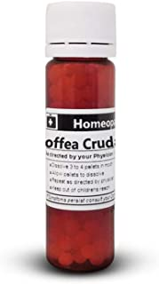 Coffea Cruda 30C Homeopathic Remedy - 200 Pellets