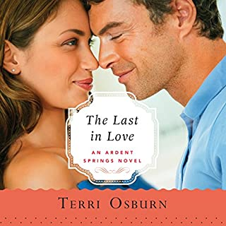 The Last in Love audiobook cover art