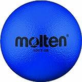 Molten Softball Fußball Soft-SB, Blau, Ø 180 mm Ball, 130 g, Durchmesser: 180mm