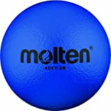 [page_title]-Molten Softball Fußball Soft-SB, Blau, Ø 180 mm Ball, 130 g, Durchmesser: 180mm