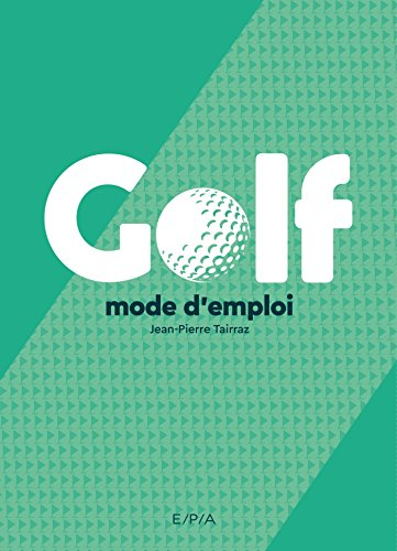 Photo de golf-mode-demploi-nouvelle-edition