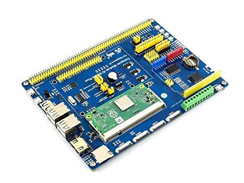ACYY Waveshare Compute-Modul IO Board Plus Composite Breakout Board Für Raspberry Pi CM3 / Cm3l / Cm3 + / Cm3 + L