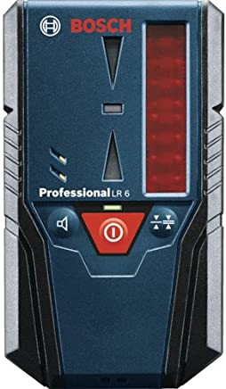 Receptor Laser LR6, Bosch 0601069H00-000, Azul