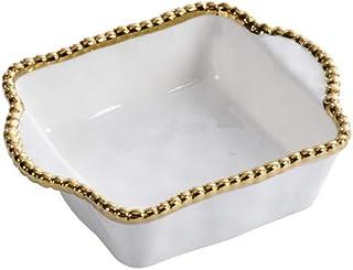 Pampa Bay Titanium Baking Dish (Square Single, Golden Salerno)