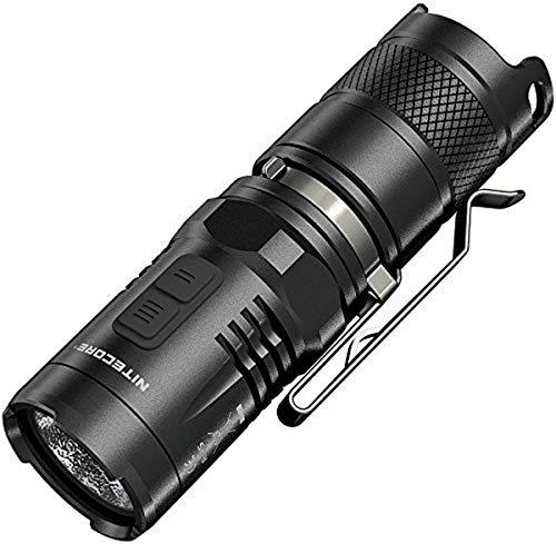 Nitecore Multi-Task MT10C Flashlight, Multi-Tarea MT10C Linterna