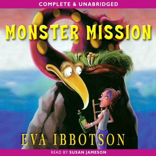 Monster Mission cover art