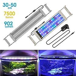 BELLALICHT-Aquarium-LED-Beleuchtung-Aquariumbeleuchtung-Wei-Blau-Rot-Grn