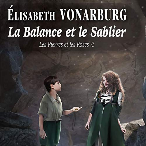 Page de couverture de La Balance et le Sablier