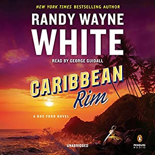 Caribbean Rim                   By:                                                                                                                                 Randy Wayne White                               Narrated by:                                                                                                                                 George Guidall                      Length: 7 hrs and 24 mins     160 ratings     Overall 4.1