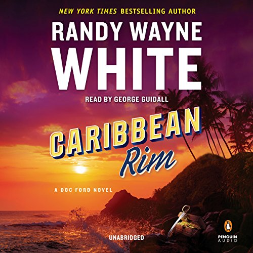 Caribbean Rim audiobook cover art