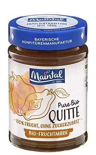 Maintal Bio Quittenmark, 190 g, ungesüßt, vegan