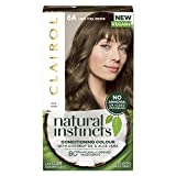 Clairol Natural Instincts Semi-Permanent 6A Light Ash Brown