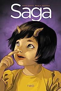 Saga Book Two: Deluxe Edition