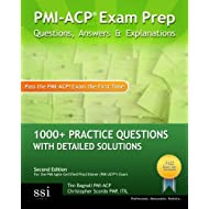 PMI-ACP Exam Prep: 1000+ PMI-ACP Practice Questions with Detailed Solutions