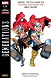 Marvel Générations n°1 (PAN.MARV.SOFTCO) (French Edition)