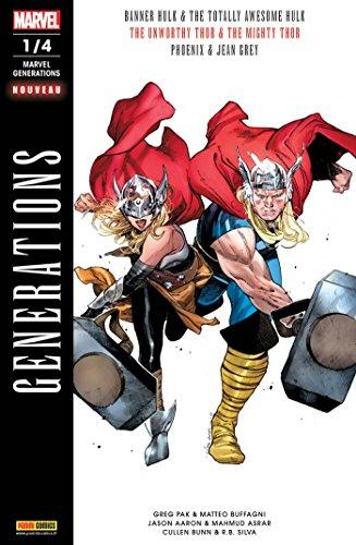 Marvel Générations n°1