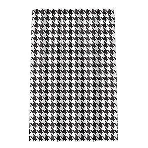 WCY Schwarzweiss-Duschkabine Vorhang oder Liner for Badezimmer Duschen, Abtrennungen und Badewannen (Farbe: Mehrfarbig, Größe: 1.8 * 2m) yqaae (Color : Multicolored, Size : 2 * 2m)