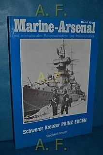 Marine Arsenal Band19: Schwerer Kreuzer Prinz Eugen.