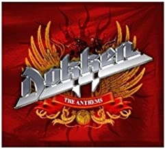 Anthems Import Edition by Dokken (2011) Audio CD