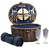 Picnic Baskets With Services