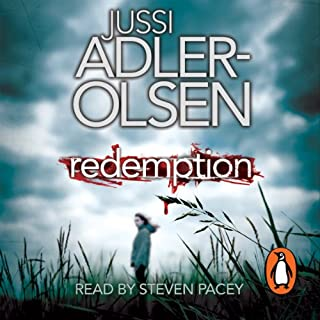 Redemption     Department Q, Book 3              By:                                                                                                                                 Jussi Adler-Olsen                               Narrated by:                                                                                                                                 Steven Pacey                      Length: 17 hrs and 18 mins     1,334 ratings     Overall 4.6