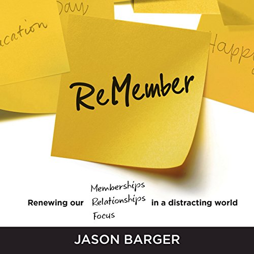 ReMember cover art